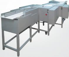 СтанГрадъ: Конвейер транспортировки кондитерских изделий к упаковочной машине ПИТАТЕЛЬ